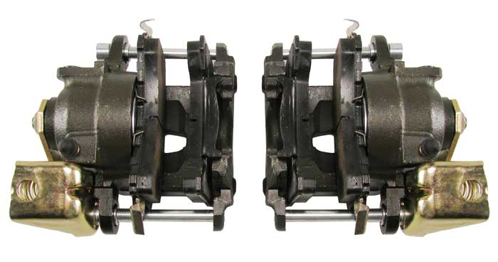 REAR DISC BRAKE CONVERSION KITS CALIPERS