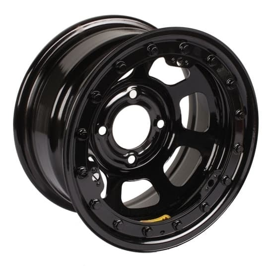 "BASSETT 15"" D-HOLE LIGHTWEIGHT BEADLOCK WHEELS"