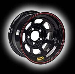BASSETT D-HOLE LIGHTWEIGHT WHEELS