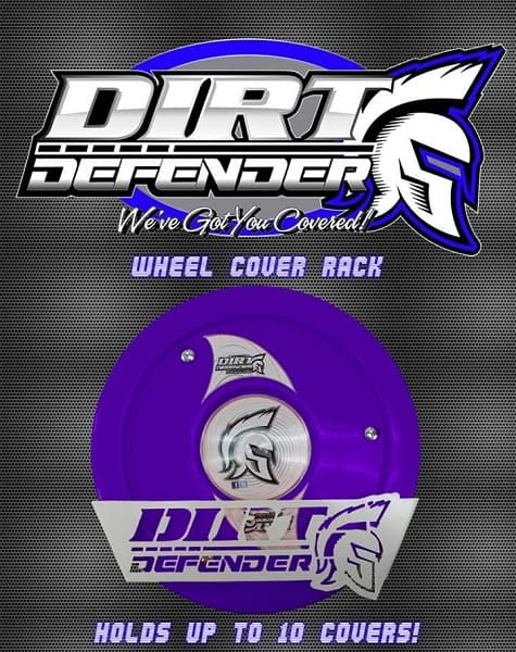 DIRT DENFENDER WHEEL COVER STORAGE POCKET