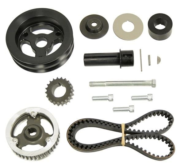 KSE CRATE SINGLE BELT DRIVE KIT (HEAD MOUNT)