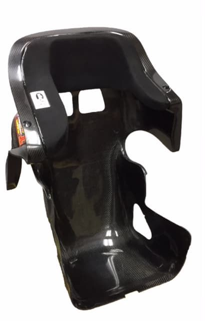 Kenny's Components Carbon Fiber Full Containment Seat-SFI 39.2 Certified