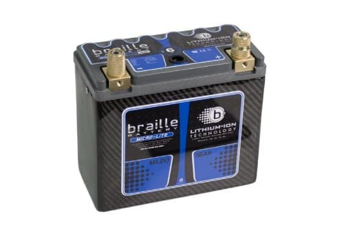 ML20C Braille Micro-lite Lithium Battery