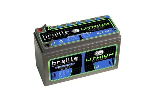 ML7T Braille Micro-lite Lithium Battery