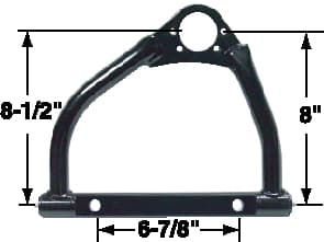 CTS SPORT-LIMITED MOD CONTROL ARM-OFFSET