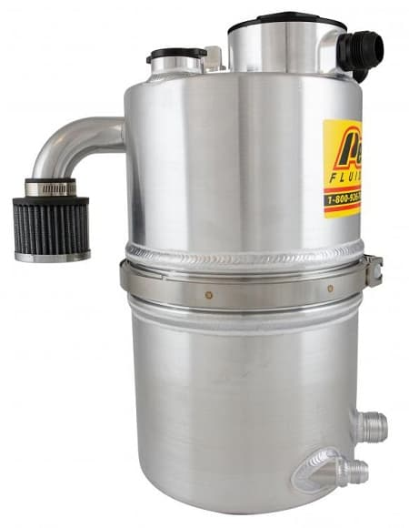 Peterson Dirt Late Model Center Vent Tank 4 Gallon for Rocket