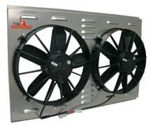 NORTHERN HURRICANE FAN KITS, SINGLE OR DUAL FANS