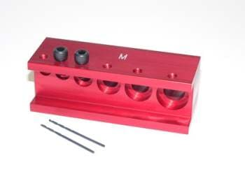 Safety Wire Drill Block-METRIC