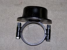 CTS Clamp-On Lower Spring Cup - for stock style (pigtail) spring