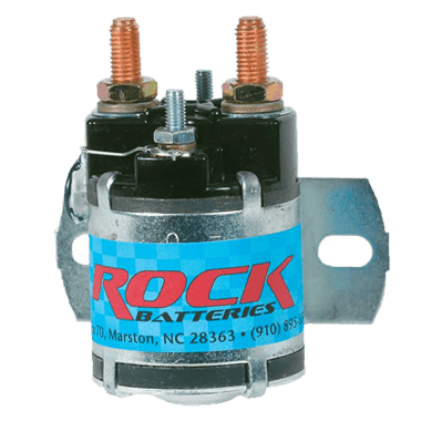 ROCK Battery Heavy Duty Solenoid