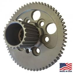 Winters-Maverick 18-Spline Flywheel for GM Crate, Externally Balanced, with HTD Drive