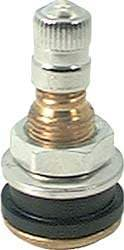 TIRE VALVE STEM, BRASS