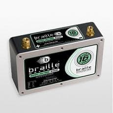 B168L Super Sixteen Lithium Battery 16v