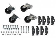 CTS Caster-Kit-Weld-On