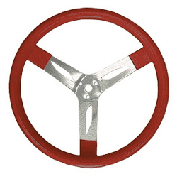 CTS ALUMINUM STEERING WHEEL