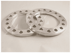 "EGR BRAKES 1/2"" Wheel Spacers, 8 on 6-1/2, Pair"