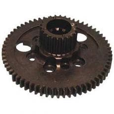 GM 602, 603, 604 Crate Engine Drive Flange and Flywheel, With HTD Pulley, External Balance
