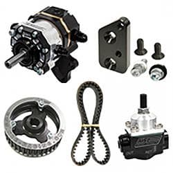 KSE Racing Belt Drive Tandemx Pump, Bellhousing Kit
