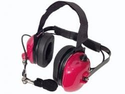 PCI-Rugged Radios-Avcomm 2-Way Headsets