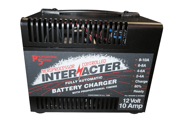 ROCK Battery 12 Volt Battery Charger (without cables)
