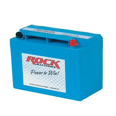 Rock Racing 1257 12 Volt Heavy Duty Deep Cycle Battery