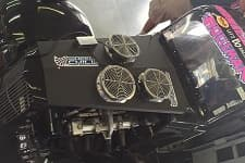 Wheel Chill Legend Engine Cooling System Fans