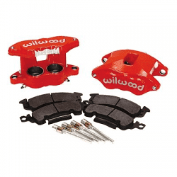Wilwood GM Big Brake Dual Piston Caliper Kits-Fits GM Models with D52 Pads
