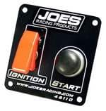 JOES Switch panel, ignition, start