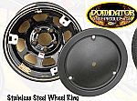 DOMINATOR STAINLESS STEEL EXPANDER WHEEL RING