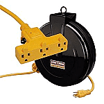 Electrical Cord Retractable Reel by Craftsman