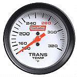 QuickCar Extreme Trans Temp Gauge- Color Changing Gauges