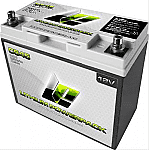 Lithium Products C545 Lithium Powerpack Batteries