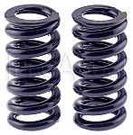 Hyperco Chassis Springs-2.5 I.D. SPRINGS/12 FREE LENGTH 500 lbs.