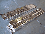Plattinum Products Ramps Aluminum Diamond Deck Plate