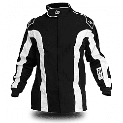 K1 SFI 1 Triumph 2 Single Layer Race Jacket - Proban Cotton Fire Jacket
