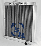 FSR Racing Products Sprint Car Radiator