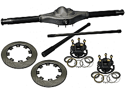 CTS New GN Floater Housing Kit 60 Inch Centered 5x5 or 5x4.75 with .810 rotors With Bracket Options