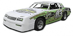 FIVE STAR BODIES COMPLETE MONTE CARLO SHORT TRACK BODY KIT