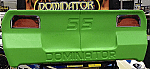 DOMINATOR STREET STOCK DECAL KIT FOR MONTE CARLO TAIL
