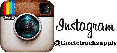 CircleTrackSupply.com Instagram - Follow us Today