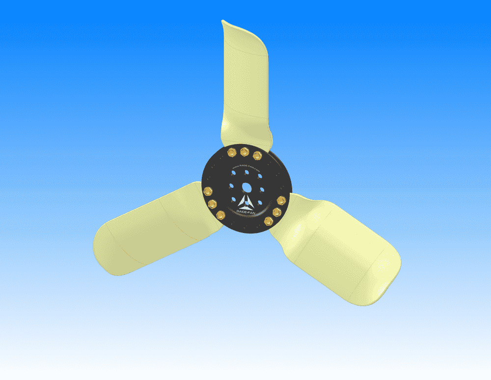 Race-Fan Light weight fans