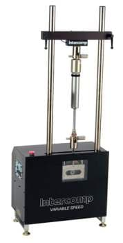 Variable Speed Shock Dynamometer with Software Pak
