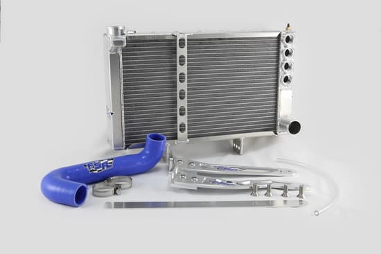 FSR Racing Products Sprint Car Engine Mount Radiator Kit
