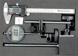 3-Piece Electronic Measuring Set-Combo