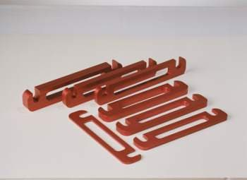 ALUMINUM Upper A-Arm Spacers, HR Products, Wehr's Machine
