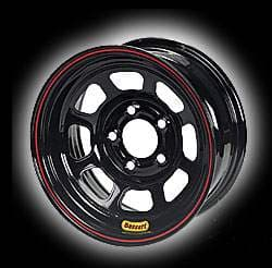 BASSETT DOT STREET LEGAL STREET STOCK WHEELS-15X7 & 15X8