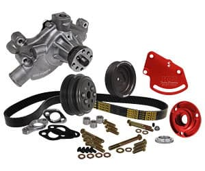 KRC - GM Crate Motor Engine Kit -Basic Crate Engine Drive Kits