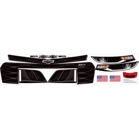 2019 Camaro, Mustang & Camry Headlight Deluxe Graphic Packages