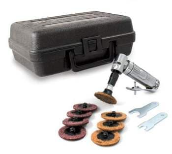 INGERSOL RAND/3M Angle Grinder and Disc Kit