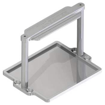 XS Power Battery Hold-Down, Billet Aluminum, Polished,